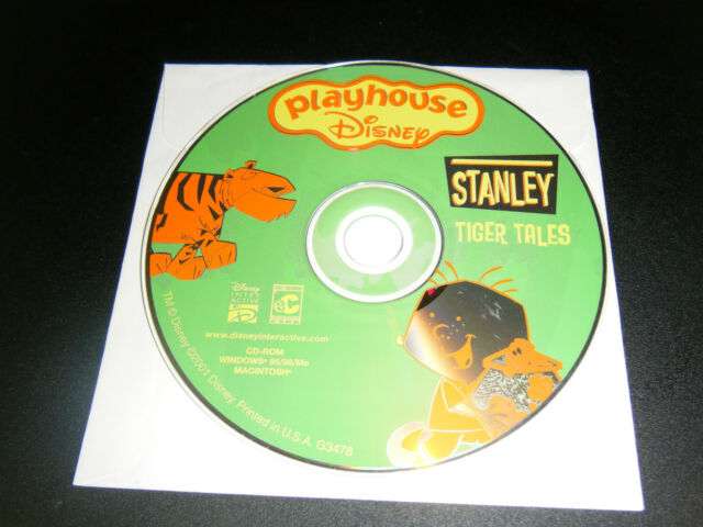 Playhouse Disney Stanley – HD Wallpapers