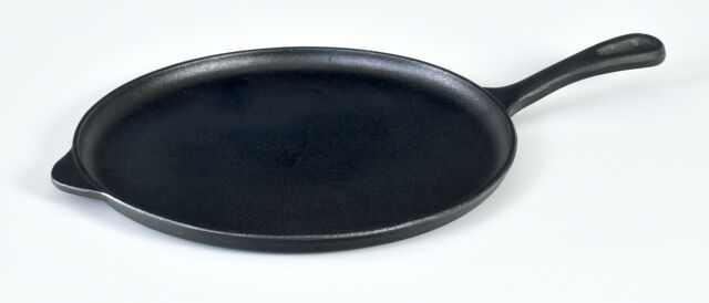 International Cookware Designs VICTOR Cast Iron 27cm Round Griddle