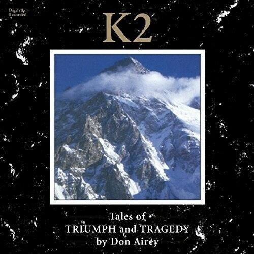 Don Airey - K2 Tales of Triumph & Tragedy [New CD] Holland - Import