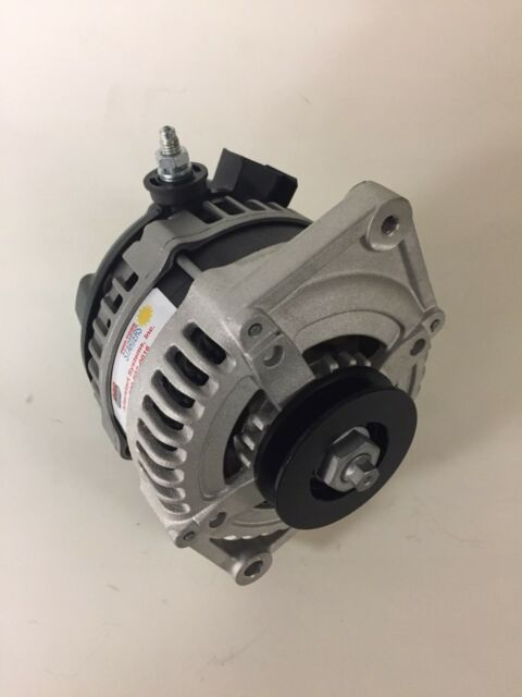 63-85 GM High Output Hair Pin Load Boss 3 Wire Alternator 170 Amps ...