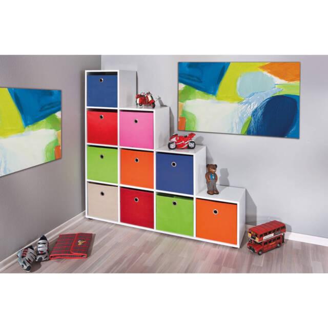 links 13500210 raumteiler caboto 10 f cher wei ebay. Black Bedroom Furniture Sets. Home Design Ideas