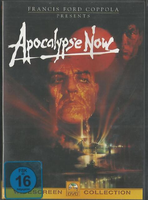 DVD - Apocalypse Now - Marlon Brando / #6964