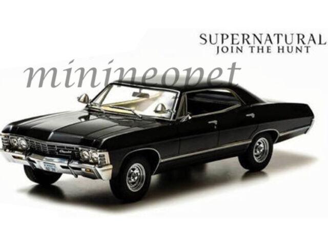 1 18 Greenlight 1967 Chevrolet Impala Super Sport Sedan Film ...