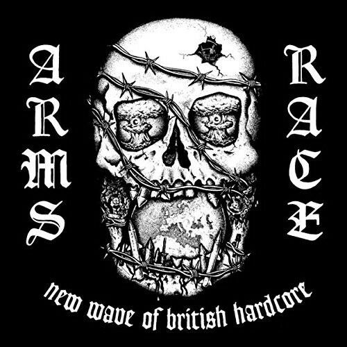 Arms Race - New Wave Of British Hardcore [New Vinyl LP] UK - Import