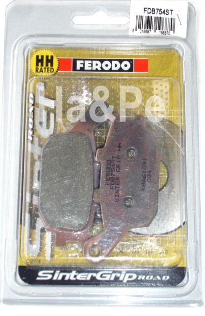 Suzuki DL GSF GSX 650 Ferodo Bremsbeläge FDB 754 ST