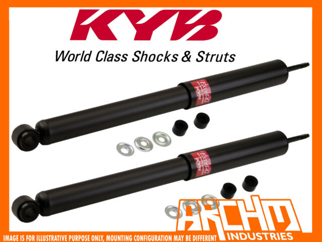 TOYOTA CROWN 10/1980-09/1983 REAR KYB SHOCK ABSORBERS