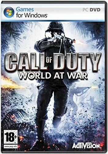 Call of Duty World at War PC - Brand New and Sealed