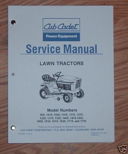 Cub Cadet 1415 Manual. Cub Cadet 1015 And 1020 Garden Tractors Service Manual Ebay Rh. Wiring. Cub Cadet Mower Model 1415 Wiring Diagram At Scoala.co