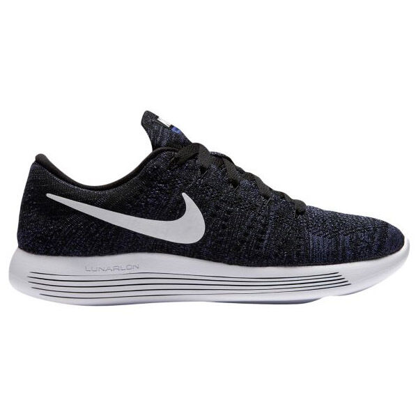 online store 43520 49242 WMNS Nike Lunarepic Low Flyknit Black Purple Womens Running Shoes  843765-005 8 eBay ...