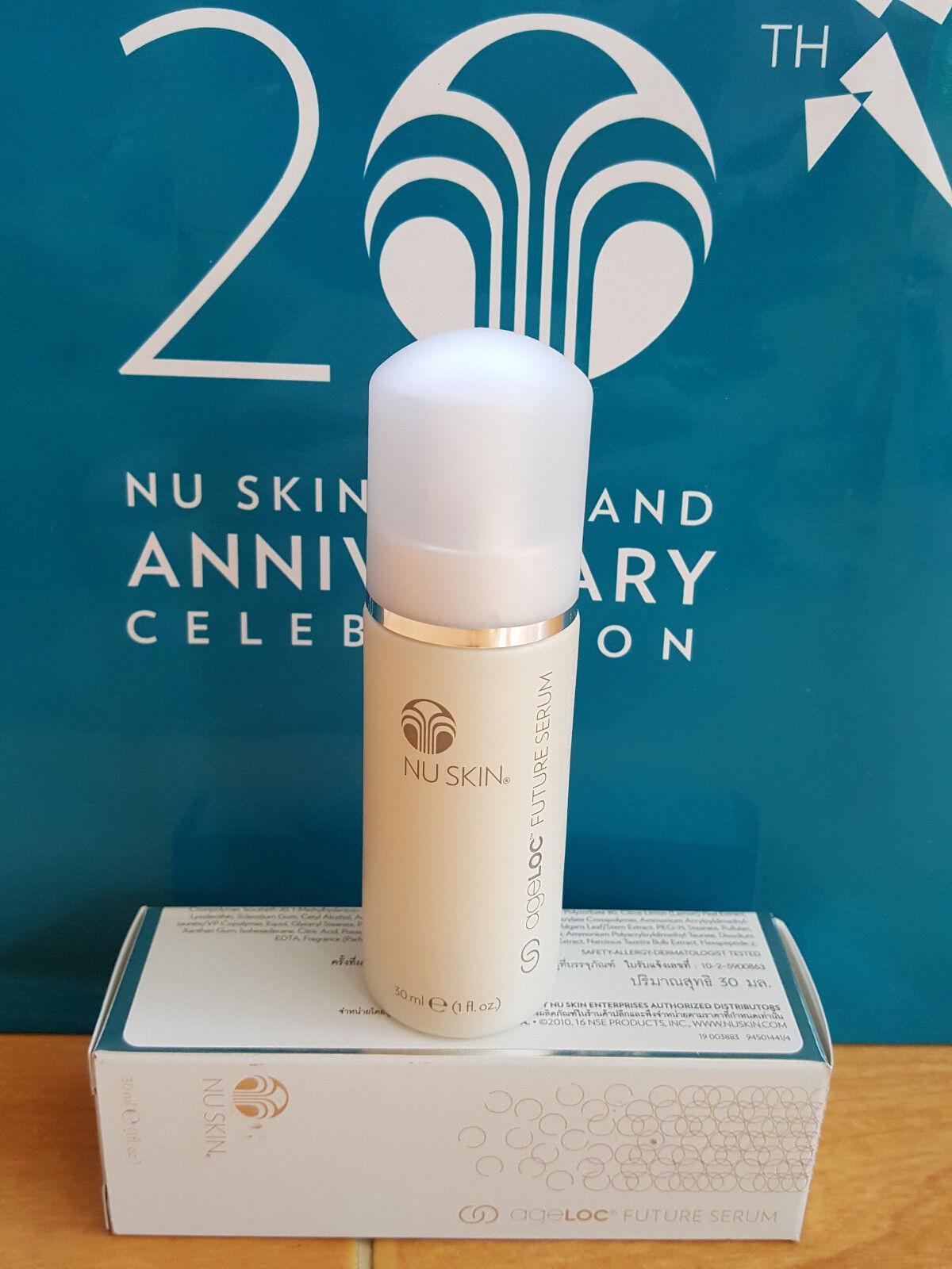 nu skin ageloc future serum