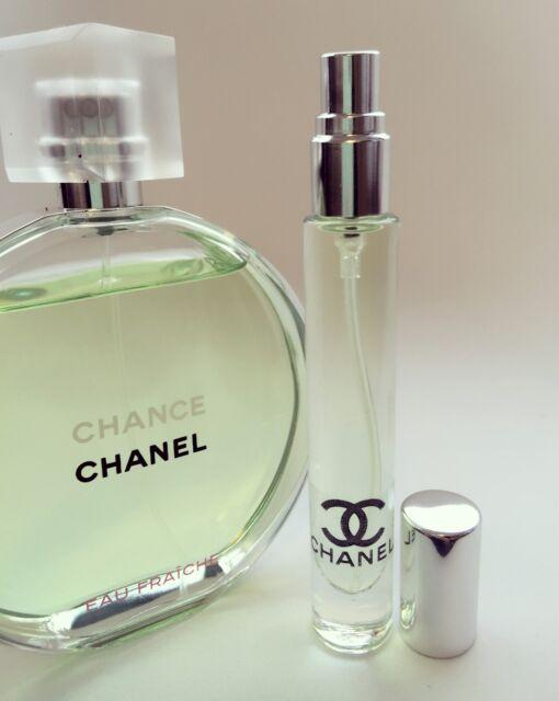 chanel chance eau fraiche toilette edt perfume glass spray. Black Bedroom Furniture Sets. Home Design Ideas