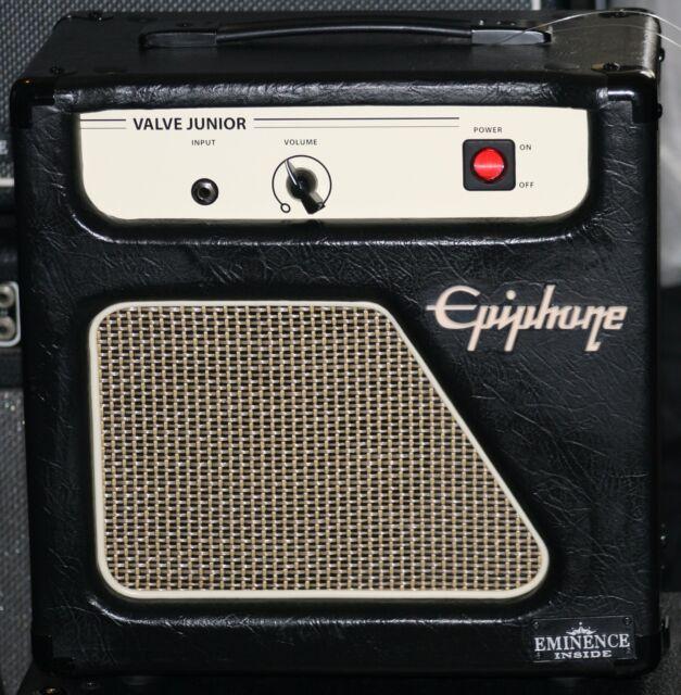 Epiphone Valve Junior Combo 5 watt Guitar Amp | eBay