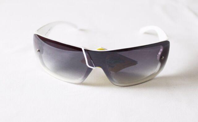 ROCKTOO Design Sonnenbrille, grau farbverlauf Gläser UV 400/ Cat 3, Nr. H8 weiß