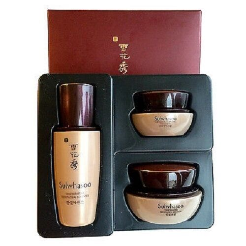 Sulwhasoo Timetreasure Renovating Kit 3 items Serum+ Eye Cream + Cream