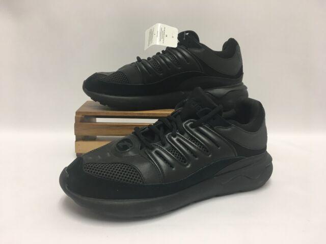 adidas tubulare 93 scarpe da corsa triple black s82514 uomini 'ebay