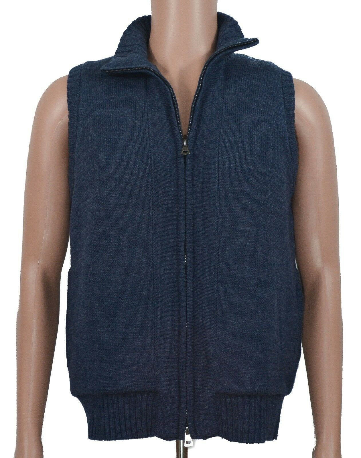 Weatherproof #121 Men's Warm Liner Full Zip Sweater Vest M | eBay