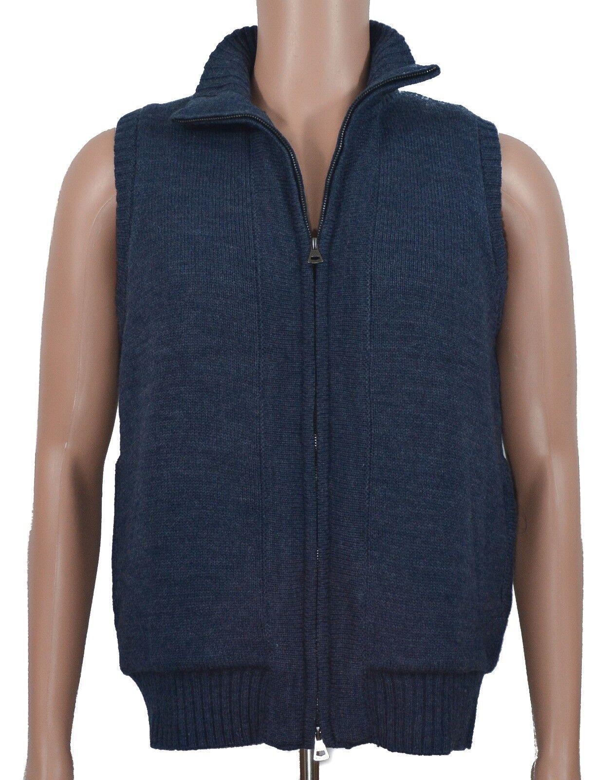 Weatherproof #121 Men's Warm Liner Full Zip Sweater Vest M | eBay