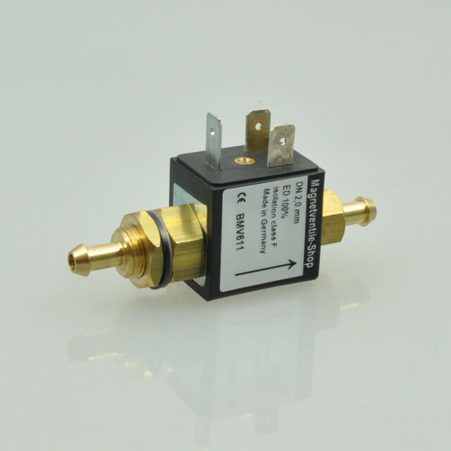 Inline - Magnetventil BMV611v2.0- 24 V/AC, FKM