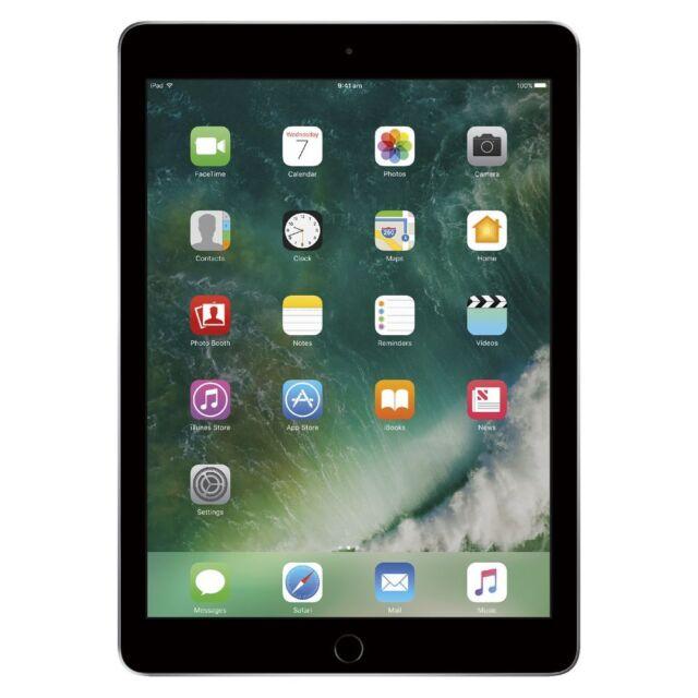 iPad 9.7 WiFi 32GB Space Grey