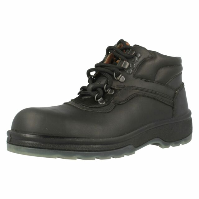 Mens Totectors 1009 Safety Work Boots Label ~ K