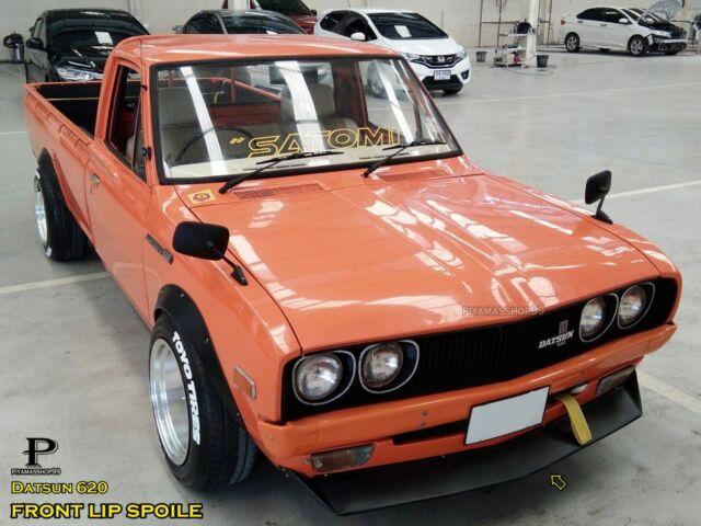 JDM for Datsun 620 Pickup Front Lip Spoiler Materials ...