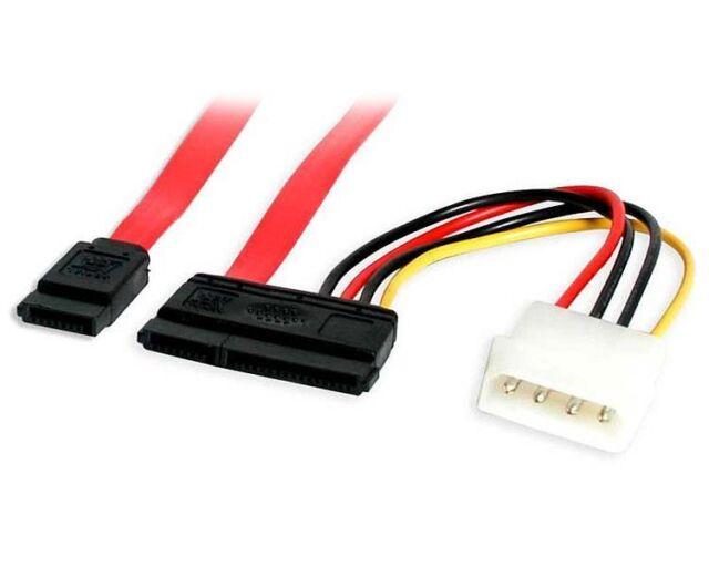 StarTech.com Serial ATA / SATA cable - Serial ATA 150 - 7 pin Serial ATA, 15 pin