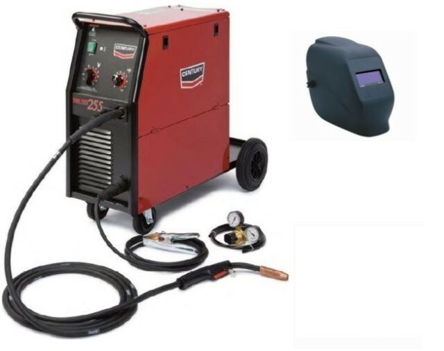 Century Lincoln K2783-1 Wire Feed MIG Welder 255 W Kh605 Auto ...