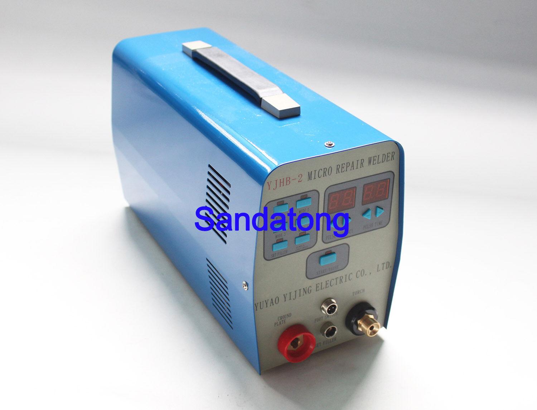 Yjhb-2 Micro Repair Welder Precision Electrode TIG Welding Machine ...