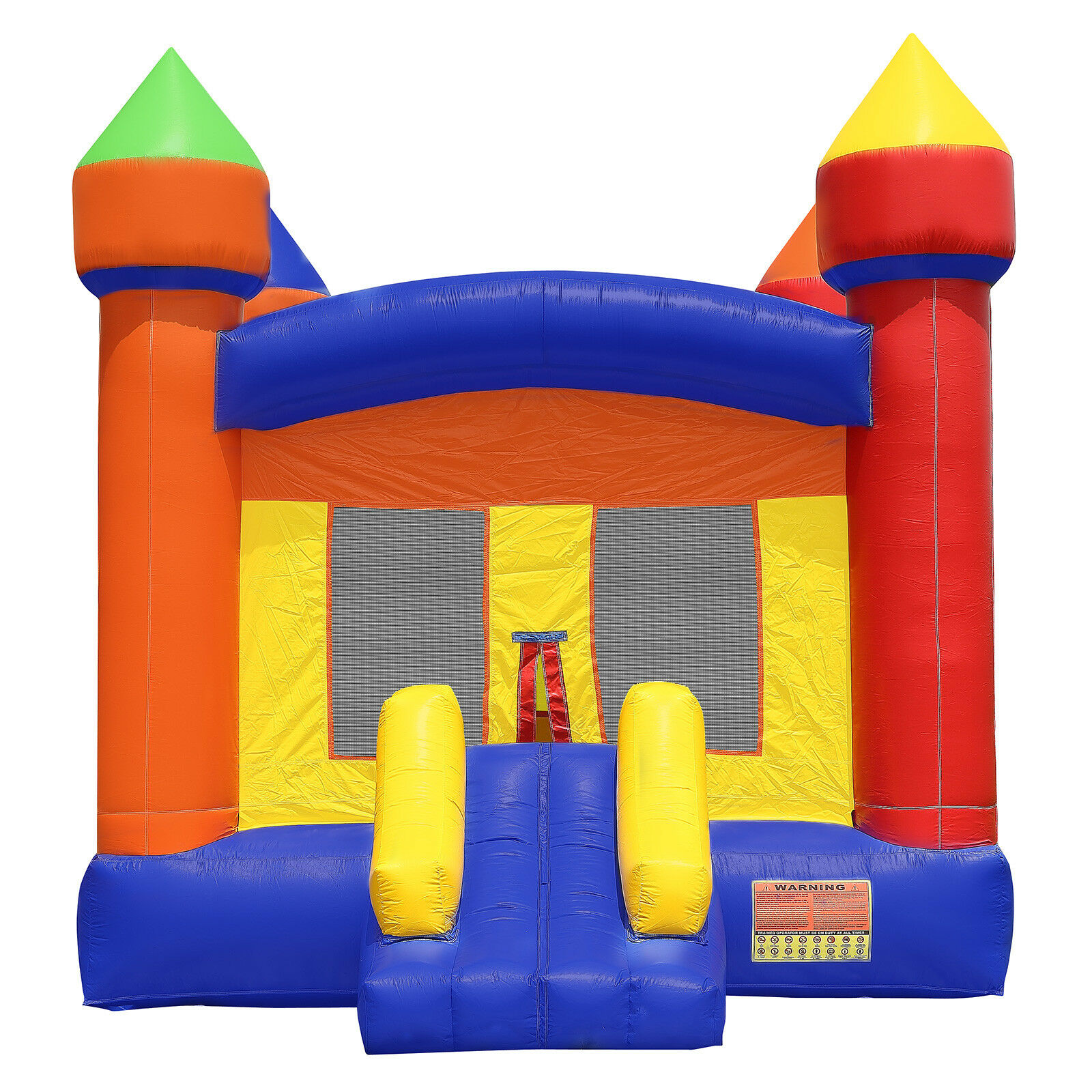 Commercial Bounce House 100 PVC 13 X 13 Inflatable Castle Jump With ...