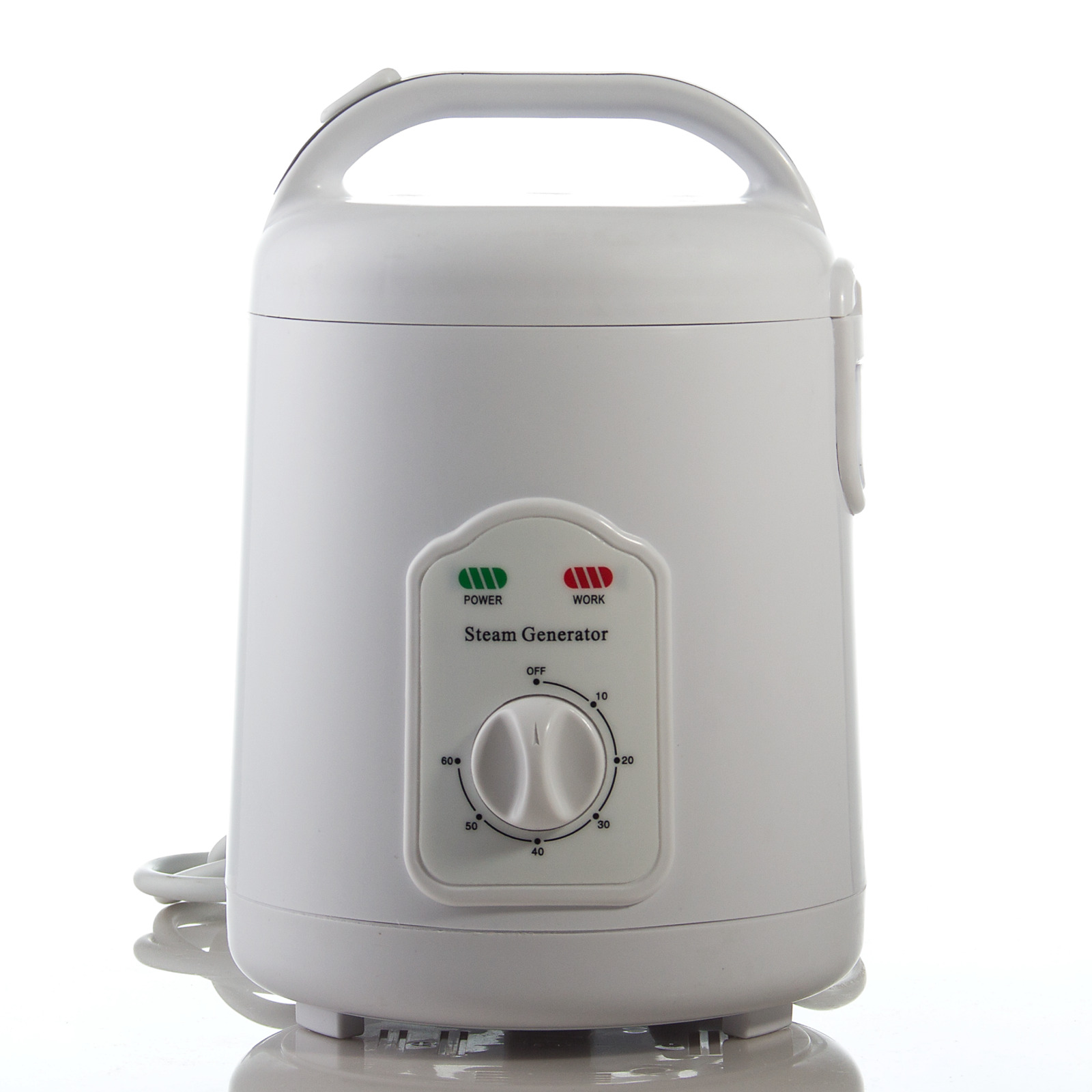 Portable Steamer Machine Unit Designed for Saunas or Steam