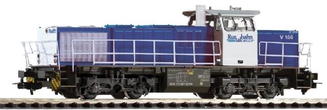 Piko 59928 Diesellok G 1206 Rurtalbahn Gleichstrom DC Spur H0 NEU