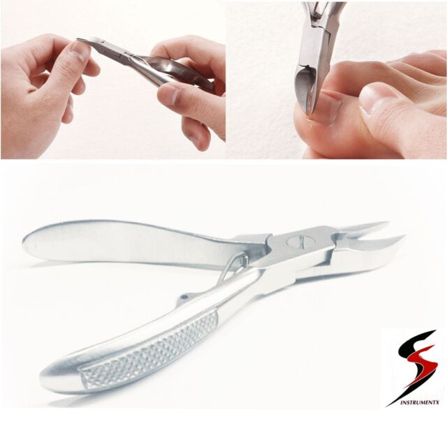 Professional Heavy Duty Thick Nails Toe Nail Clipper Cutter Nippers ...