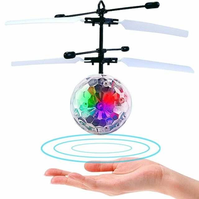 Toys For Boys Age 10 11 : Toys for boys flying ball led  year old age