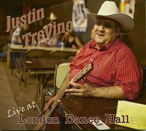 Justin Trevino - Live at London Dance Hall [New CD]