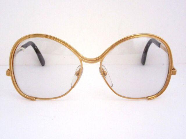 Silhouette 431/2 Women\'s Gold Eyeglass Frames RARE Vintage NOS | eBay