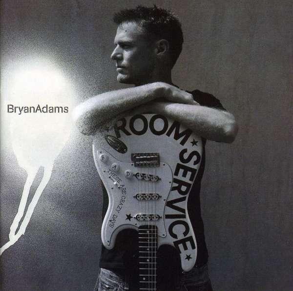 BRYAN ADAMS / ROOM SERVICE * NEW & SEALED CD * NEU *
