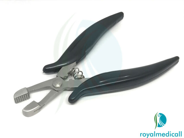 Hair Extensions Pliers For Micro Rings Fusion Glue Bond Removal Tool