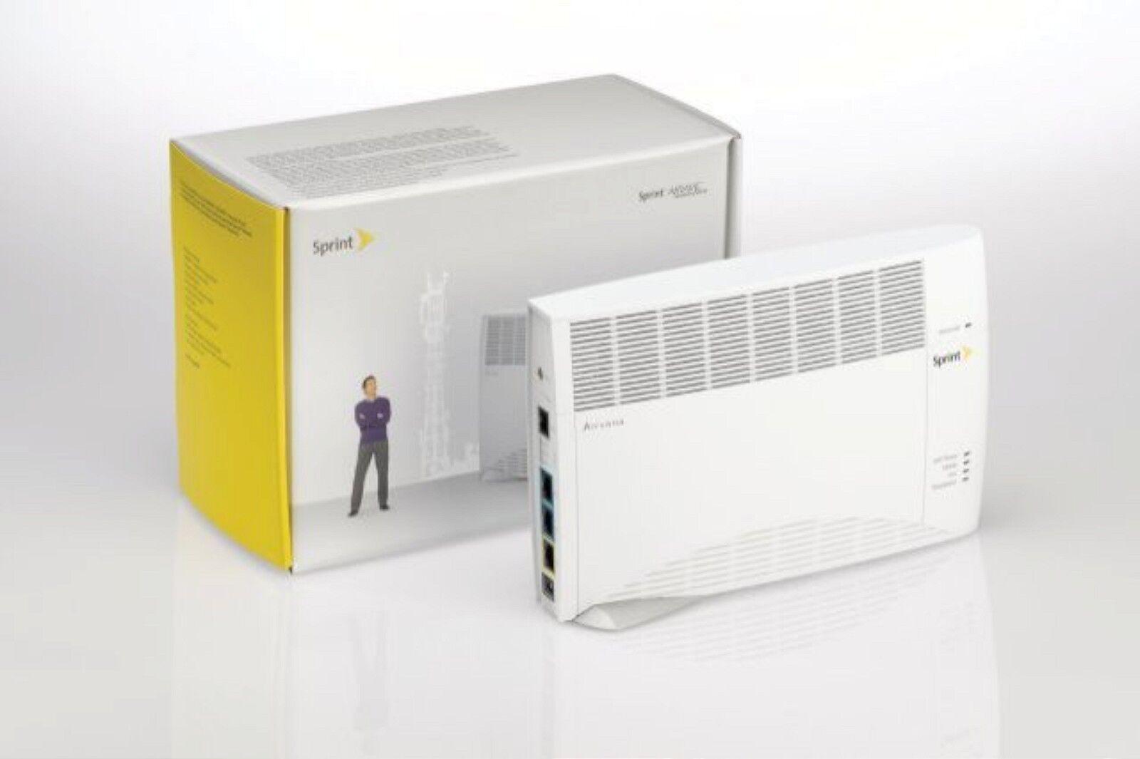 airvana airave sprint access point c1 600 rt cellphone signal rh ebay com Samsung AIRAVE Sprint Sprint Signal Booster