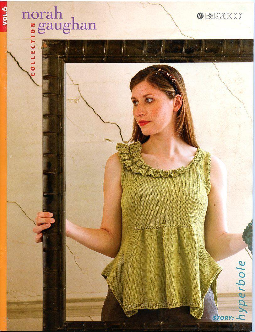 Berroco Norah Gaughan Collection Vol. 6 Knitting | eBay
