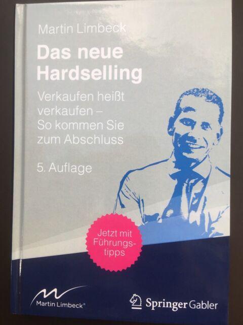 Das neue Hardselling von Martin Limbeck (Gebundene Ausgabe; 5. Auflage)