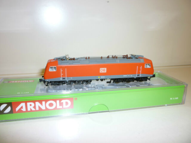 Arnold Spur N: HN2233 Elektrolok BR 156 DB AG, analog, Neu OVP
