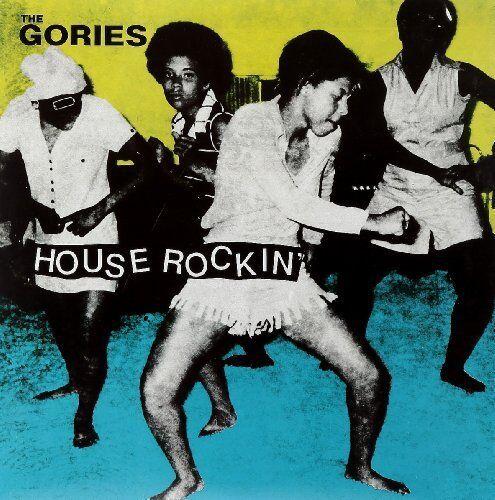The Gories - Houserockin [New Vinyl]