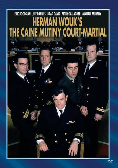 CAINE MUTINY COURT-MARTIAL Region Free DVD - Sealed