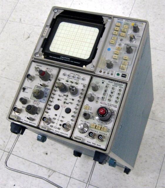 Best Tektronix Oscilloscope : Tektronix oscilloscope ebay
