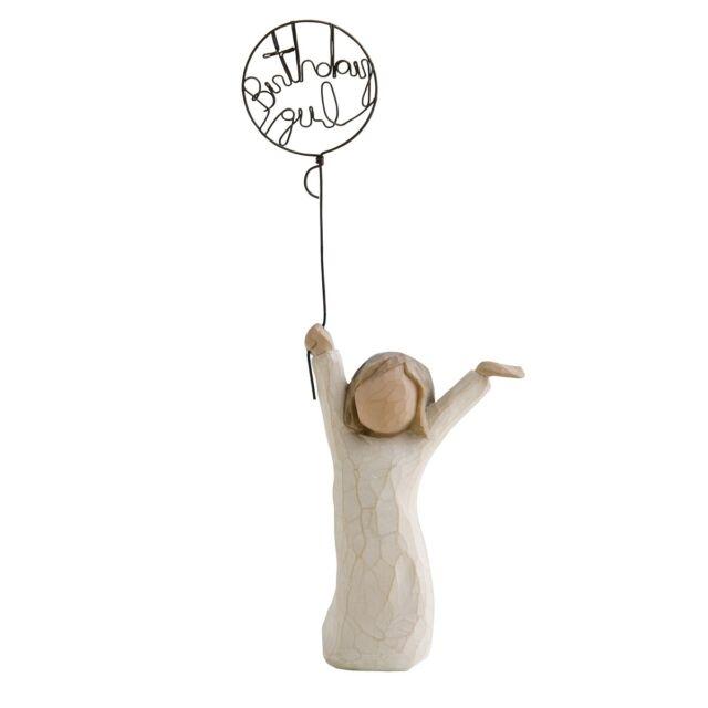 Willow Tree 26164 Birthday Girl Figurine