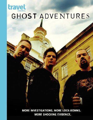 GHOST ADVENTURES - SEASON 3   -  DVD - REGION 1 - Sealed