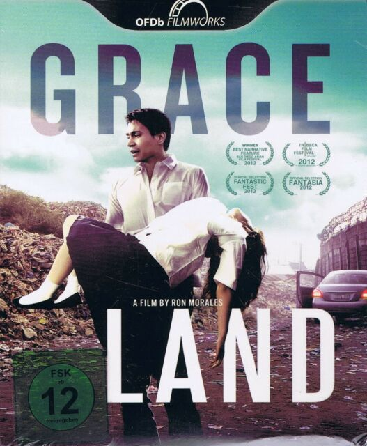 BLU-RAY NEU/OVP - Grace Land (Graceland) - Arnold Reyes & Menggie Cobarrubias