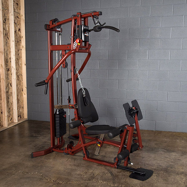 Body-Solid EXM1 Home Gym Multi Station Fitness Exercise ...