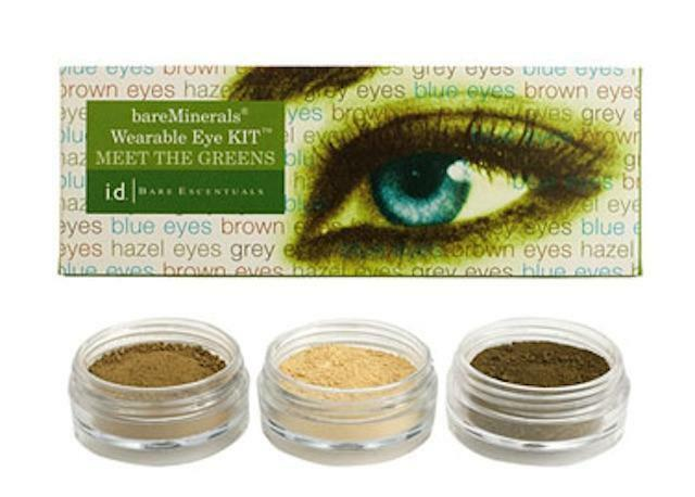 bare escentuals bareminerals meet the greens collection wearable eye