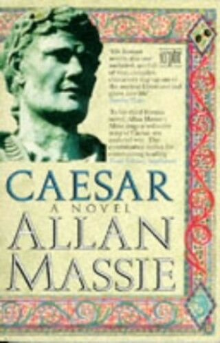 Caesar by Massie, Allan 0340599103 The Cheap Fast Free Post
